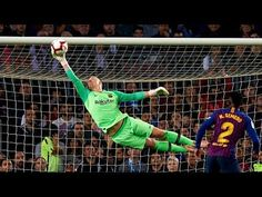 Top 20 Most Heroic Goalkeeper Saves 2018 - Vídeos Legais Migos Albums, Lyon, Quality Control Music, Barcelona, Marc Andre, Best Football Players, Soccer Quotes, Camp Nou, Goalkeeper