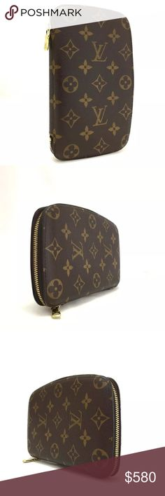Louis Vuitton Monogram Geode Zippy Organizer Authentic. Excellent condition. Louis Vuitton Bags Wallets