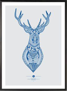 NEW Limited Inca Deer $165