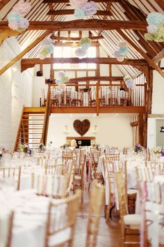 Beautiful Barn Wedding Decor | Photos by http://www.rebeccaweddingphotography.co.uk/ - see the full wedding here: http://bridalmusings.com/2013/08/colourful-vintage-barn-wedding-rebecca-wedding-photography/