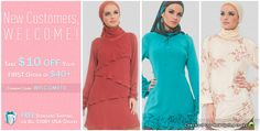 Fashion for the Muslim Woman