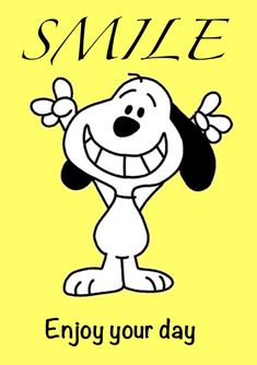 Happy Snoopy, Snoopy Love, Snoopy And Woodstock, Charlie Brown Quotes, Charlie Brown And Snoopy, Snoopy Images, Snoopy Pictures, Good Morning Snoopy, Good Morning Quotes