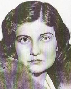 """Marian Lane a.k.a. Winnie Ruth (McKinnell) Judd a.k.a. """"The Trunk Murderess"""" She was the daughter of a minister and in 1931 she was accused of the most shocking crime of that time. They said that she shot her two best girlfriends, dismembered one and put them each into a trunk and checked them as baggage on a train bound for Los Angeles CA."""