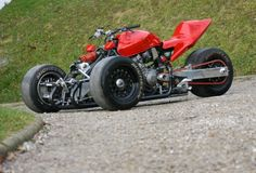 Hornet reverse trike