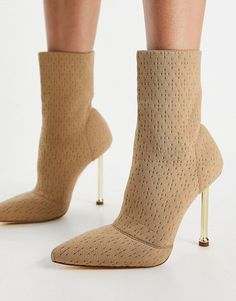 Skechers, Neutral Socks, Nude Boots, Simmi Shoes, Pointed Heels, Gold Heels, Bootie Boots, Booty, Beige