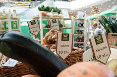 Weekend Eko edycja listopadowa warzywa Folwarku Wąsowo