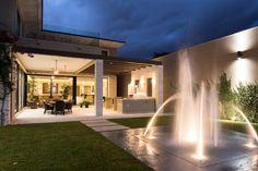 Fotos de jardines de estilo moderno de rousseau arquitectos | homify