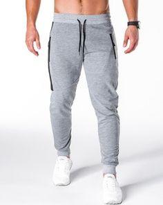 Spodnie sportowe edoti Sweatpants, Fashion, Moda, Fashion Styles, Fashion Illustrations