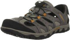 Amazon.com: Merrell Men's Portage Web Hiking Sandal (Boulder 13): Shoes