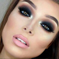 Simple Smokey Eye Makeup