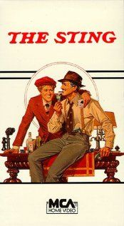 The Sting - Redford and Newman together again to present another loveable pair of outlaws ripping off a bigger crook, also included a memorable score of ragtime music