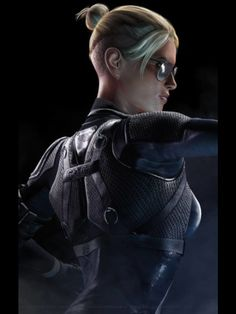Cassie Cage wikia