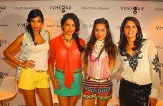 Launch of Vinegar Store (Linking Road, Mumbai) #CrazyIsAWoman