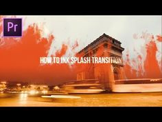 DOPE Ink Drop Transition Effect How to (Adobe Premiere Pro CC 2017 Tutorial) - YouTube Adobe After Effects Tutorials, Effects Photoshop, Adobe Premiere Pro, Visual And Performing Arts, Photo Class, Adobe Illustrator Tutorials, Video Film, Web Design, Grafik Design