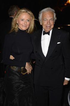 Ricky Lauren & Ralph Lauren Hosts a Show and Dinner