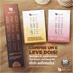 Promoção de 10 anos de Best Bronze. Vai perder?  Clique e compre o seu: www.bestbronze.com.br  #bestbronze #autobronzeador #bronze #bronzeado #pelebronzeada