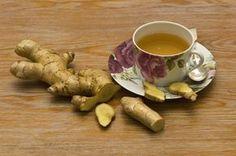 Cómo hacer té de jengibre para eliminar la grasa del vientre – Hoy Aprendí Salud