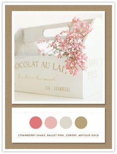 pink palette