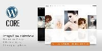 Theme Description:Core Minimalist Pre Theme  Core is the Minimalist Photography, Portfolio, Personal website Template built with latest WordPress features. Custom Post Type and Image Uploader etc.