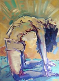 Leah Robinson - the art of yoga