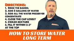 Complete Guide On How to Safely Store Water Long Term