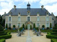 Chateau De Brecy by ♣Blackrose♣, via Flickr