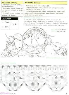 Bia-Crochearte-nº4 - Geruza Macêdo - Álbuns da web do Picasa