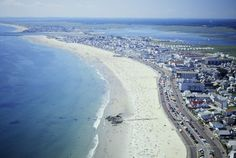 Hampton Beach, New Hampshire