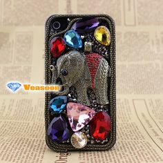 ON SALE elephant iphone 4s caseelephant iphone 4 by Veasoon, $24.99