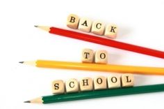 .. First day back to school ideas..