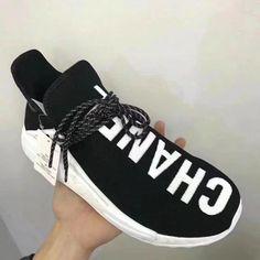Replica Adidas Human Race NMD Pharrell x Chanel Sneaker AAAAA Size 36-46  ID: ID:37742