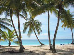 Saona Island Dominican Republic HI2/HB9OAU