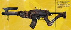 Image result for iron banner gear guns