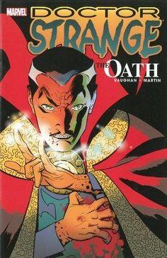 Doctor Strange: The Oath (Dr. Strange)