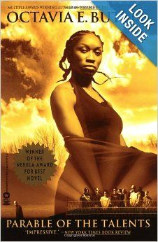 This is the second novel in Octavia Butler's series.  Here we see her exploring some of the typical problems with utopian communities, planned, intentional communities.  Strong leaders who may have helped their community survive can easily overstep their role and become too controlling.