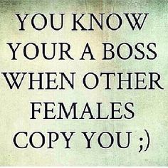 Everyone knows one of these people, they start copying every thing you do down to the people you talk to #JustBeYourself
