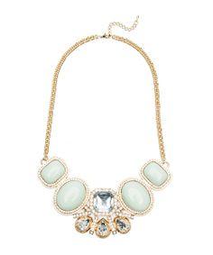 Mint Princess Necklace