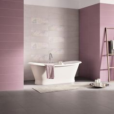 42 Attractive Swedish Bathroom Themes Design - Craft and Home Ideas Bathroom Spa, Bathroom Toilets, Bathroom Purple, Bathroom Ideas, Modern Bathroom Design, Bathroom Designs, Splashback, Room Paint, Tile Design