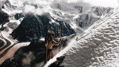 Am Nanga Parbat kreierte Schell 1976 sogar eine eigene Route. (Bild: Archiv Hanns Schell) Museum, Mount Everest, Mountains, Nature, Travel, Mountain Climbers, Graz, Archive, Hiking