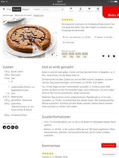 Pies, Glutenfree, Baking