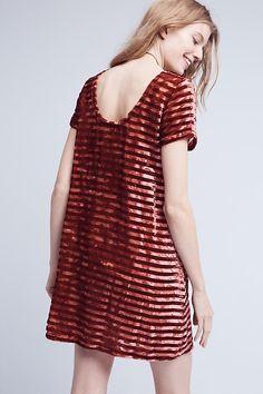 Resolution Velvet Dress