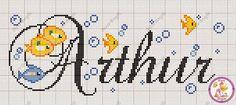 Nome do Dia em Ponto Cruz – Arthur