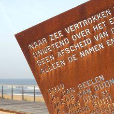 Monument voor op zee geblevenen (kunstenaar Gerard van der Leeden) Letter Board, Lettering, Home Decor, Art, Art Background, Decoration Home, Room Decor, Kunst, Drawing Letters