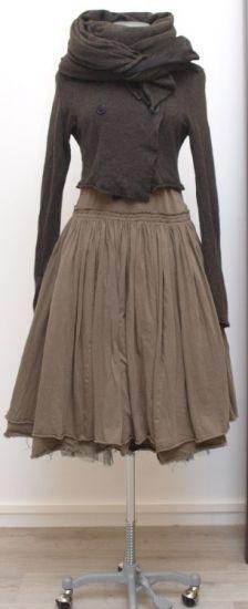 I can make that skirt