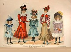 1890s fashion - Google 検索
