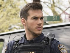 Containment - First Look Promotional Photo of Chris Wood   Spoilers