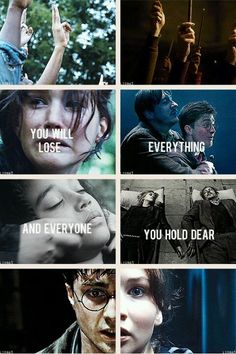 The Hunger Games|Harry Potter