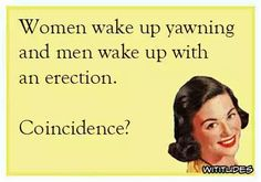 women-wake-up-yawning-men-with-erection-coincidence-ecard