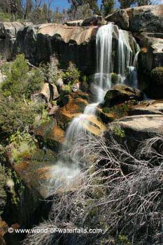Gibraltar Falls was memorable to both Julie and I because it was the lone publicly accessible significant waterfall in the ACT (Australian Capital Territory) that we were aware of. In fact.