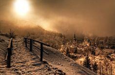 Špania Dolina, valle en Banská Štiavnica